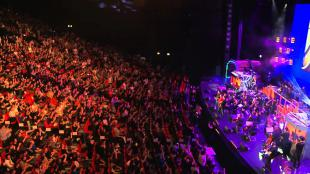 Ironsquid II - Palais des Congrés